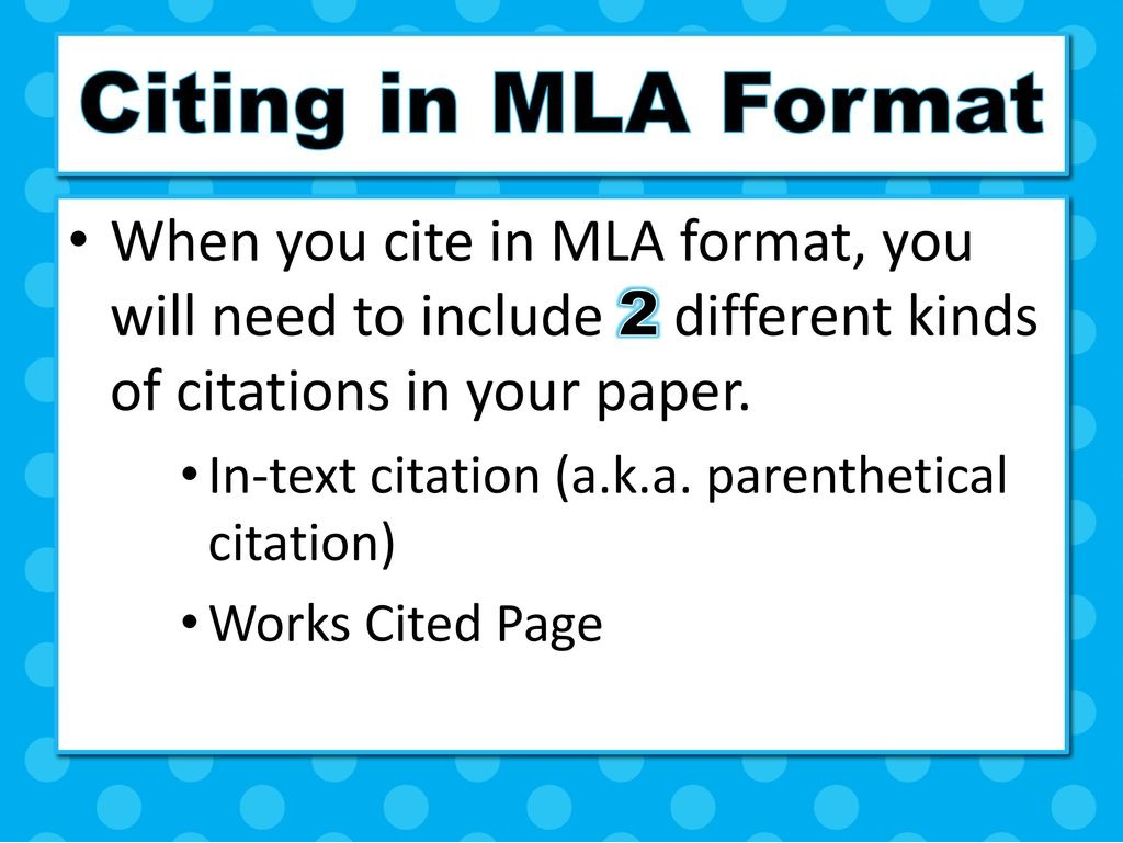 mla style comparative essay A few style errors can mean the difference between an a and a b on a paper as  an english major who only used mla style in school, learned.