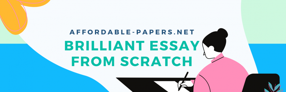 Banner on How to Write A Brilliant Essay