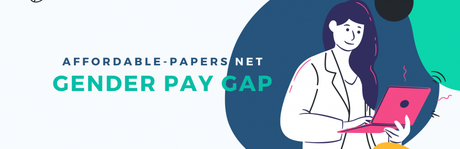 Banner on Gender Gap Pay Post