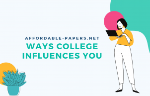 Ways college influences you Post