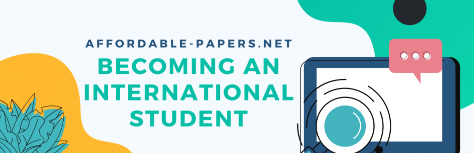Banner on post on How to increase your chances of becoming an international student